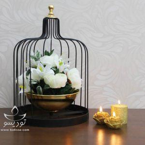 کاپ گل قفس-با-گلهای-سفید2
